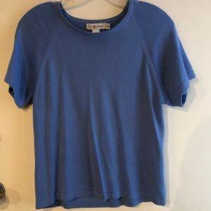😎 3/$20 Pretty blue sweater!